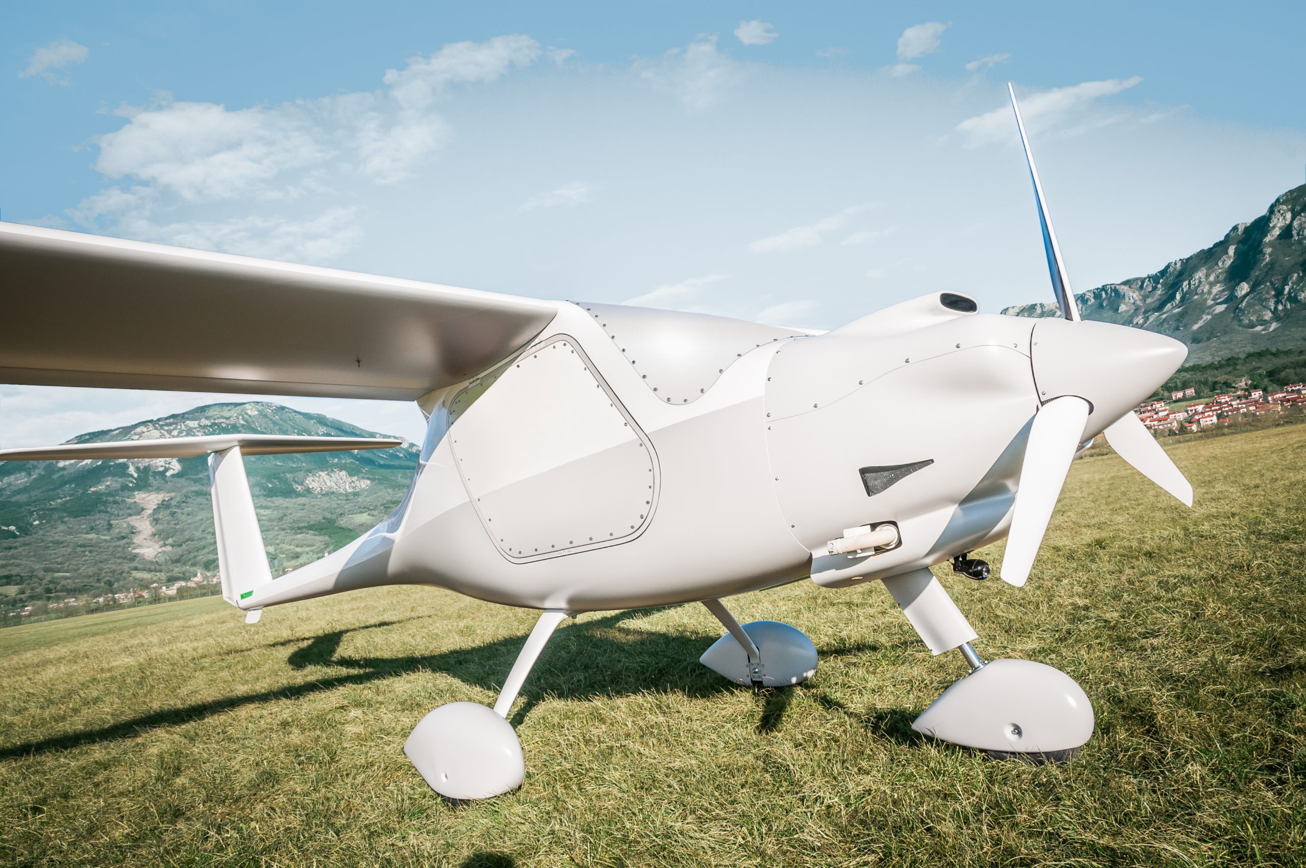 Pipistrel USA Surveyor UAV Platform