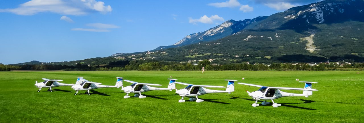 15 Pipistrel ALPHA Trainer Aircraft being readied for delivery to World Wide Wings in San Bernardino California