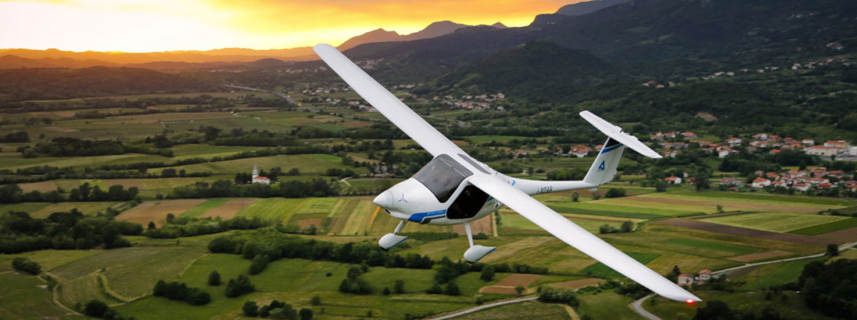 Pipistrel ALPHA Electro - The first LSA certified electric