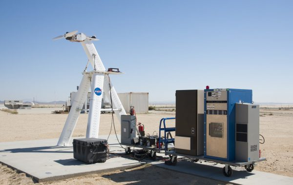 Electric Motor Test Stand will help with Future X-Plane projects