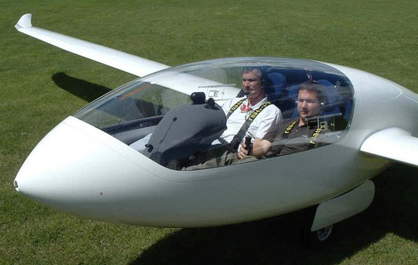 Pipistrel Taurus Self Launch Glider Sailplane | Engine
