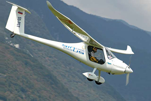 Pipistrel aircraft the first choice for aviation adventurers worldwide