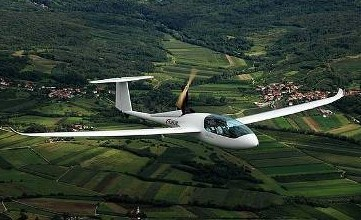 Taurus Flying Pipistrel aircraft company
