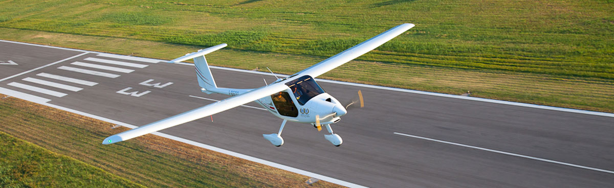 Pipistrel Virus SW Short Wing Aircraft NASA CAFE World