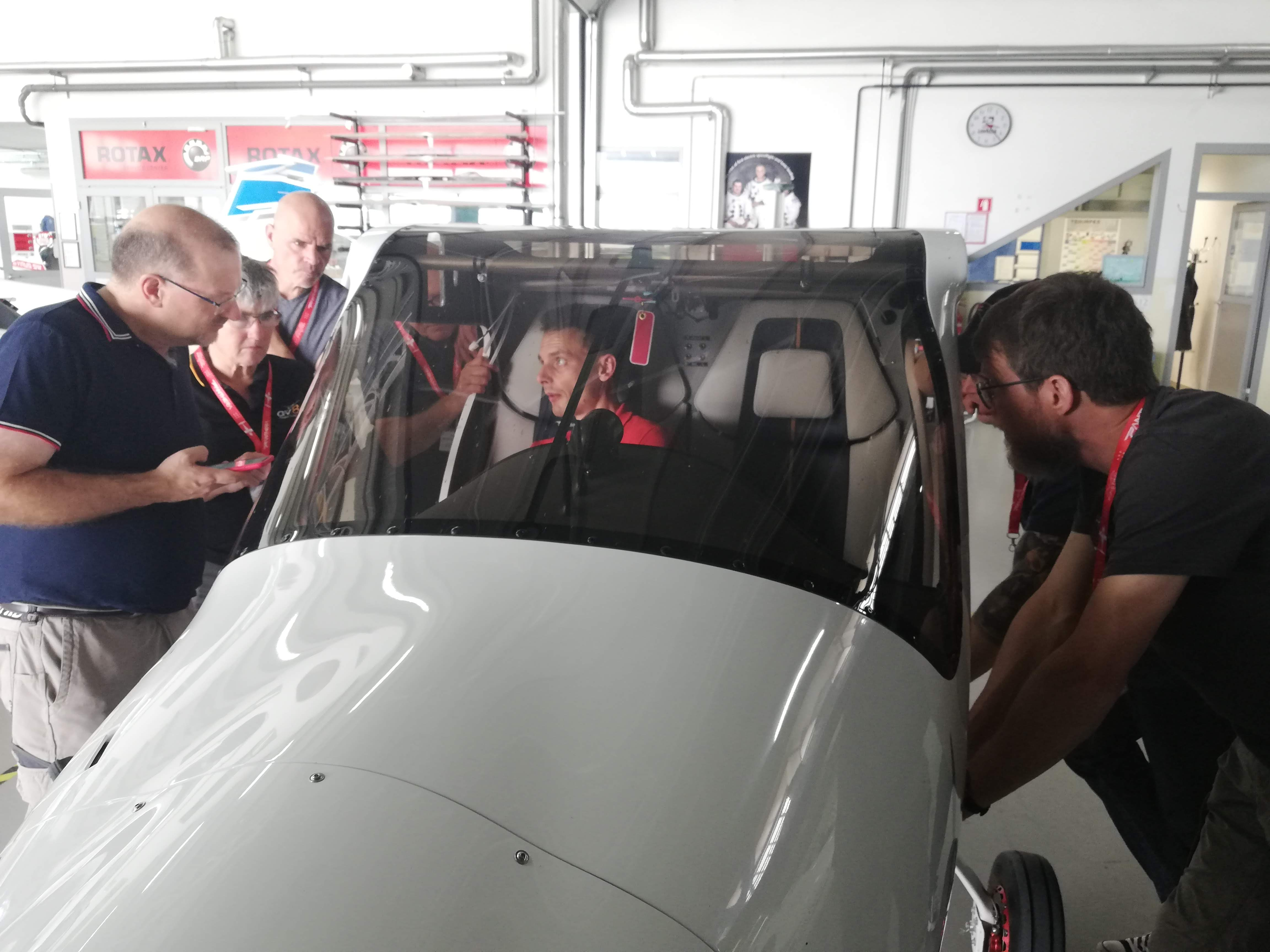 Pipistrel Electric Aircraft Training Course